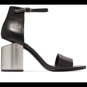 Alexander Wang 'Abby' ankle strap sandal